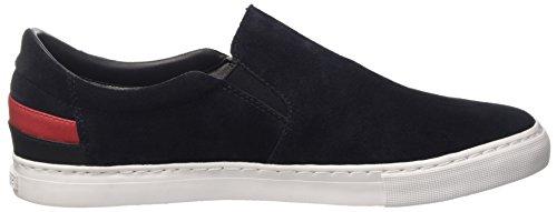 Tommy Hilfiger Herren J2285ay 2b Sneaker Blau (mezzanotte 403)