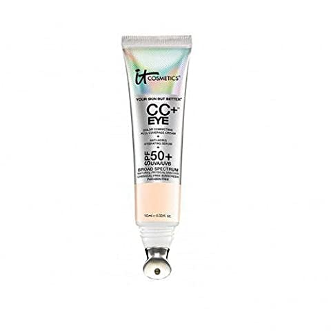 IT COSMETICS Eye Color Correcting Full Coverage Concealer MEDIUM - 100% Authentic by It Cosmetics