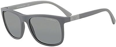 EMPORIO ARMANI Gafas de Sol Mod.4079 55028757_550287 (57 mm) Gris