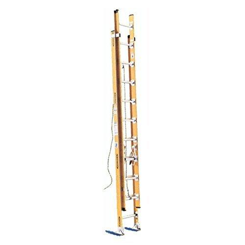 Werner D1124-2 24 ft. Aluminum Extension Ladder by Werner