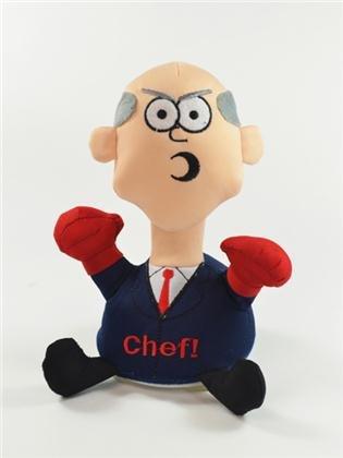 Anti-Stress Chef - Cadeau Maestro