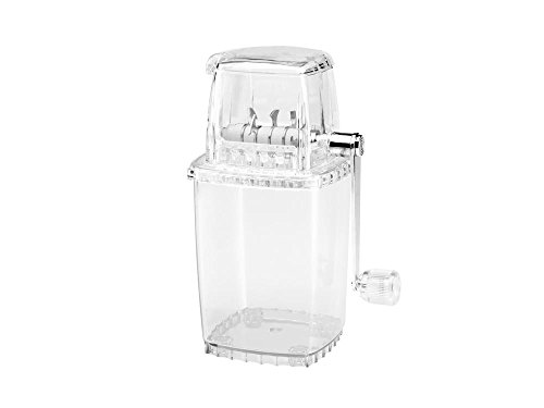 Leopold Vienna Ice Crusher transparent klar
