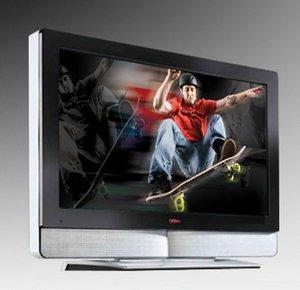 94cm/Vizio/vx37l HDTV Widescreen LCD/TV (schwarz/silber) Widescreen Lcd-hdtv
