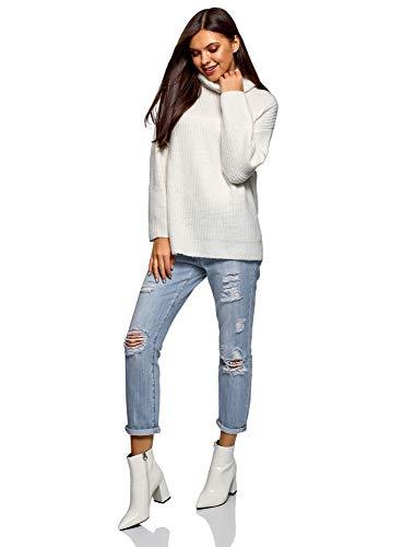 boyfriend jeans damen löcher