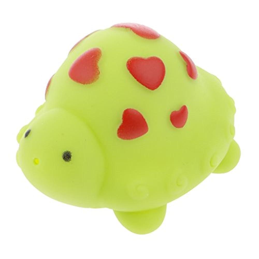 MagiDeal Kinder Badespielzeug - Schildkröte Sprüher Wasserspielzeug - 6 x 5 x 3,5 cm