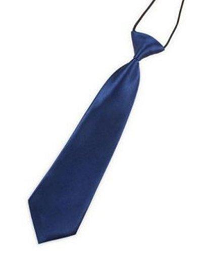 Kinder Krawatte Kinderkrawatte Taufe Hochzeit festlich Einschulung (marine)
