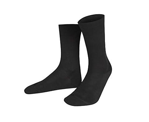 Business Herren Socken von POURNARA, Premiumqualität,100% ägyptische Baumwolle, Strick-Dichte von