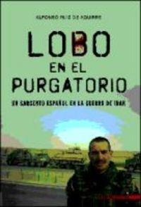 Lobo en el purgatorio - un sargento español en la Guerra de Iraq (Historia Inedita)