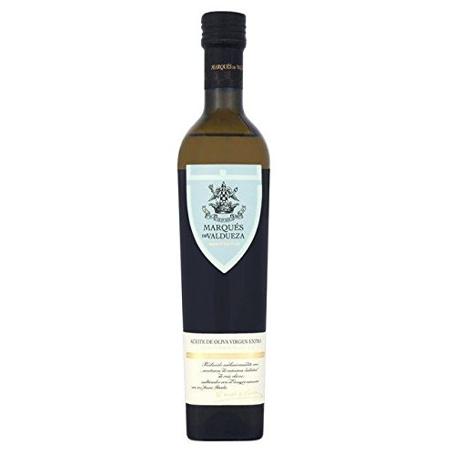 Valdueza Olive Extra Vierge Huile 500Ml - Paquet de 6