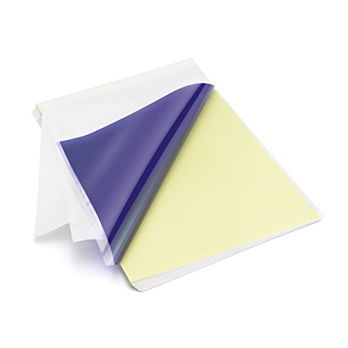 lifebasis-50-sheets-tattoo-transfer-paper-thermal-copier-paper