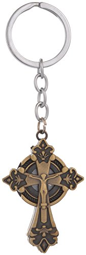 Kairos Designer New Cross Watch Key Chain Bronze Clock Keychain(KC-NewCross-Watch )