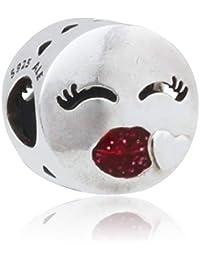 Pandora Bead Charm Donna argento - 796561EN152