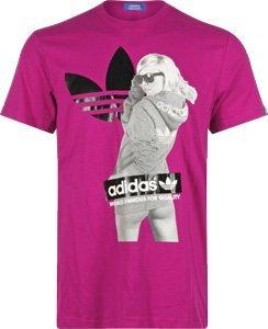 Adidas Girl T-Shirt Pink