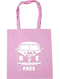 HippoWarehouse Be Free Vintage Camper Van Bolso de Playa