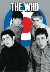 Music - Commercial Rock Posters: The Who - Target Poster - 86x61cm