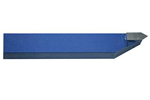 10mm hoch HM Drehmeißel Drehstahl Messer Drehbank DIN282R (10x10mm) P30 (Stahl)