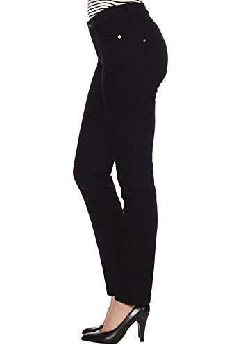 MCA - Jeans spécial grossesse - Femme Noir - Noir