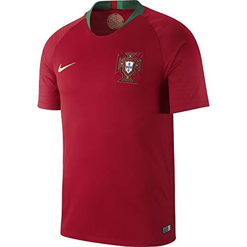 Nike Herren Portugal Trikot Home WM 2018 Teamtrikot, Gym Red, XL