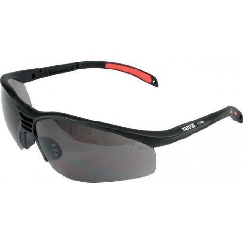 Arbeitsschutzbrille dunkel getönt, verstellbar, Schutzbrille