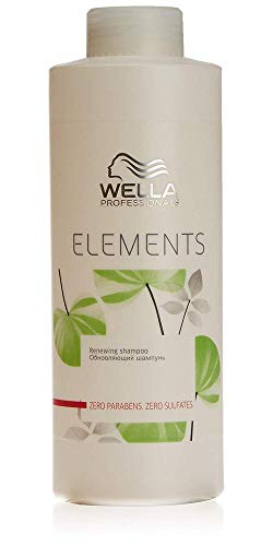 31kA9BOqDJL - Wella Elements Renewing - Champú, 1000 ml