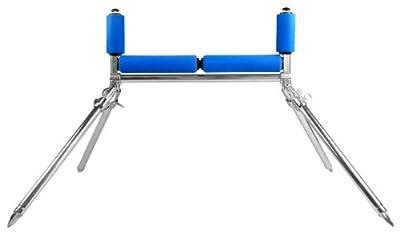 Dinsmores Improved Diecast Silver Roller - Blue, 38 cm by Dinsmores