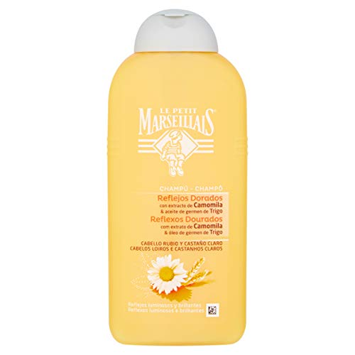 Le Petit Marseiliais Camomilla & Germen Shampoo Capelli Biondi - 300 ml