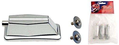 Stagg 12092 Bassdrum Spannböckchen 3 Stück mit Montage-Schrauben