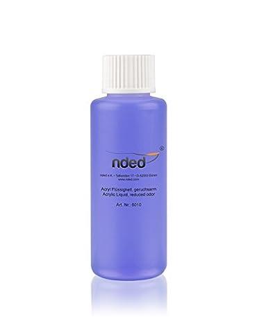 Liquide Acrylique Monomer Resine Avec Odeur Reduite 100ML