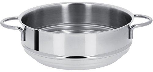 CRISTEL CVU24M - Élément cuit vapeur inox 24cm - Collection Mutine