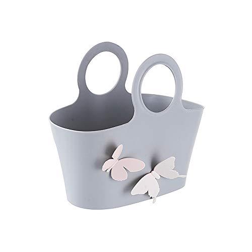 Holywin Plastic Basket Bathing Wash Hand Basket Bathroom Storage