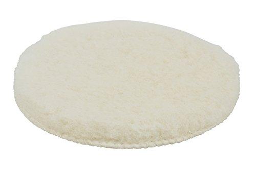Wolfcraft 3166000 Boina de pulir de lana de cordero adhesivo, 0 W, 0 V, Ø 150 mm