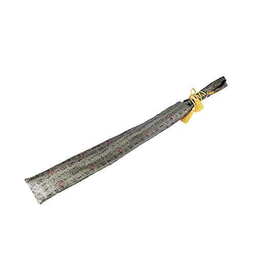 Fcyylight Tai Chi Schwert Prop hochwertige Schwerttasche aus Satin Prop Satin