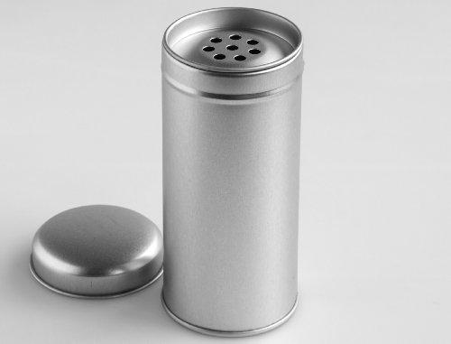 12 pots à épices/boîtes avec insert amovible Litière Ø 5,2 cm, hauteur 11,1 cm