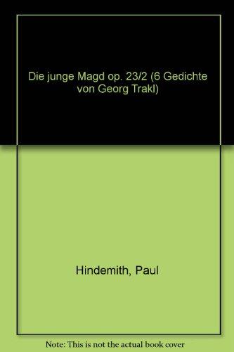 Die Junge Magd Op. 23/2 Clarinette