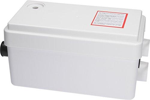 équipées Pompe sanitaire P250Perdre de Pompe à Eau pour Douche, lavabo, Baignoire, etc. 250W 2en 1