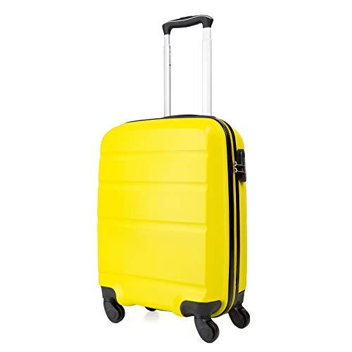 55x40x20cm Ultra Ligero Ryanair Tamaño máximo para llevar en la Mano Maleta para cabina Equipaje de Mano Unisex (55 cm-31.5l)