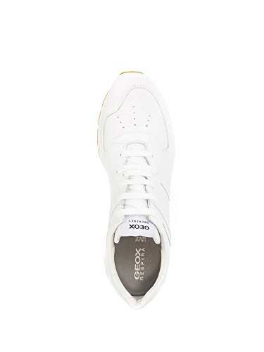 Geox D72N1E 0085 Sneakers Donna Bianco