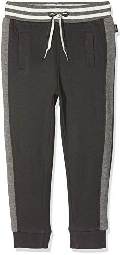 Noppies Jungen Hose B Pants Sweat Petal Grau (Phantom P008) 92