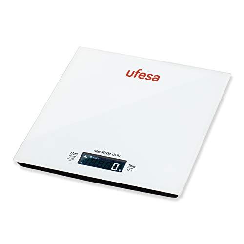 Ufesa BC1100 - Báscula de cocina digital