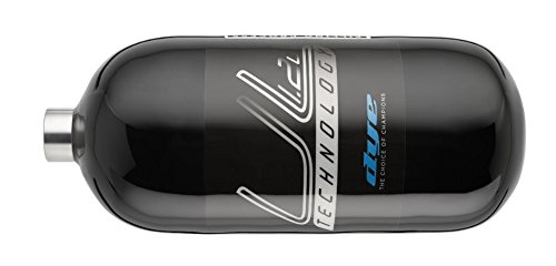 DYE UL Air Tank 1,2 Liter ergo HP Flasche (Regulator Psi Paintball)