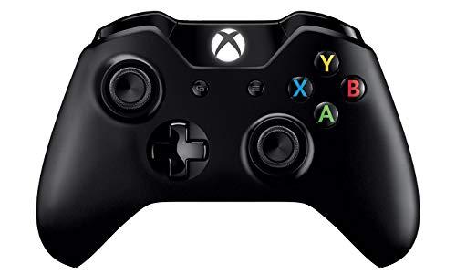 Microsoft Xbox One - Controller (13 Tasten, kabelgebunden) schwarz