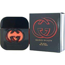 Gucci Guilty Black By Gucci Eau De Toilette Spray 1.7 OZ For Women