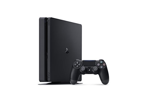 PlayStation 4 - Konsole (500GB, schwarz, E-Chassis) inkl. 2. DualShock Controller