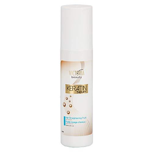 Victoria Beauty - Flüssig Keratin Haarglättung dauerhaft - Anti-Frizz Haarkur für Frauen und Männer - Haarpflege - Hair Treatment - 150ml