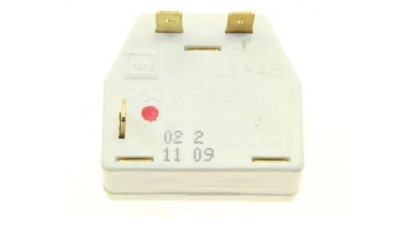 Relais Compresseur Rpz2.03 Ou Pzr03-8 49134115 - SemBoutique NEUF