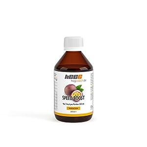 SpeedBoost – zuckerfreies Getränkekonzentrat | Maracuja (250 ml)