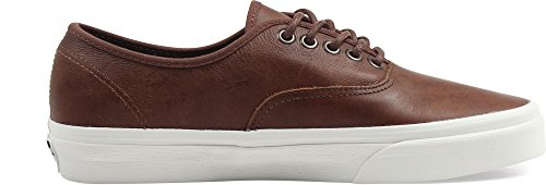 Vans Authentic, Baskets Basses Mixte Adulte (leather) dachs