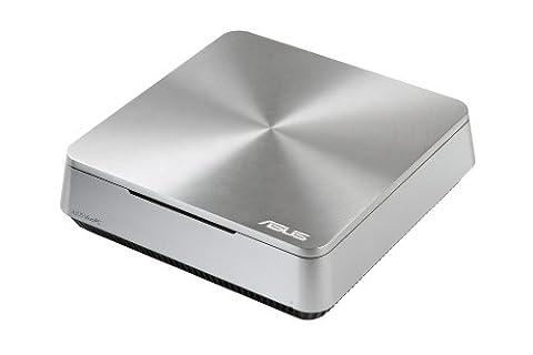 Asus VivoPC / Mini-PC VM42-S031M avec Processeur Intel Celeron 2957U, 4Go RAM, 500Go HDD