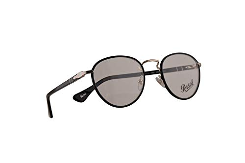 Persol 2410-V-J Eyeglasses 49-20-140 Light Gold w/Demo Clear Lens 1064 PO 2410VJ PO2410VJ PO2410-V-J