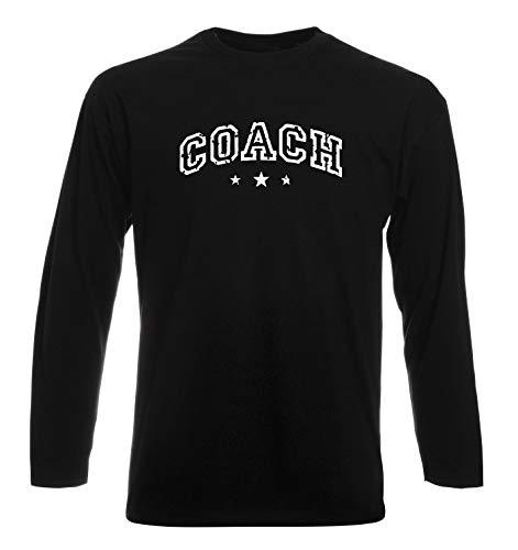 16e61e6b1ea Coach shirt. t-shirt for coaches. the best Amazon price in SaveMoney.es